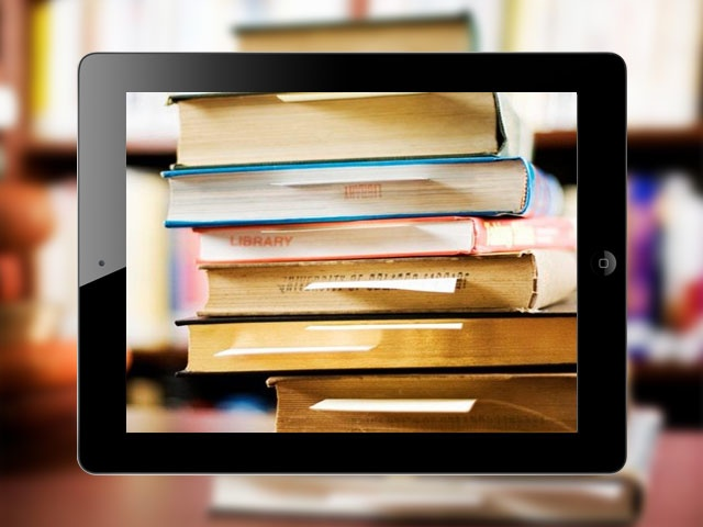 ebooks, library, electronic books