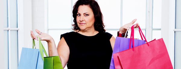 Gail Vaz-Oxlade Shopping