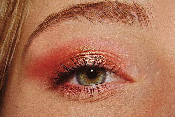 monochromatic elegant makeup