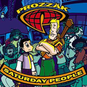 Prozzäk - Saturday People