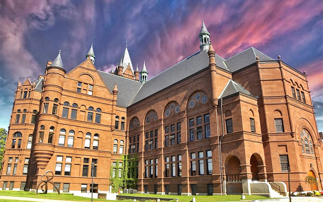 crouse college syracuse accredited colllege