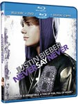 Justin Bieber Never Say Never BluRay